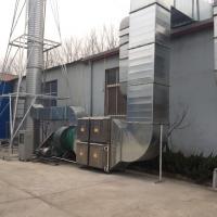 2017威海鱼粉加工废气处理鱼粉厂废气处理设备