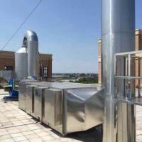 水木清UV光解废气处理设备的净化原理及优势