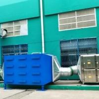 水木清活性碳吸附废气处理工艺流程