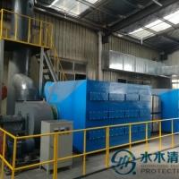 机械喷漆废气处理设备