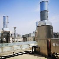 实验室动物房用废气塔喷淋泵维护