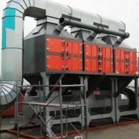 催化燃烧工业废气常用净化设备